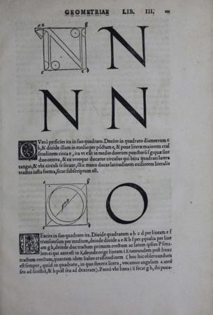 Albrecht Dürer N O Type Page 1