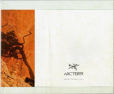 Arc'Teryx, Spring/Summer 2007