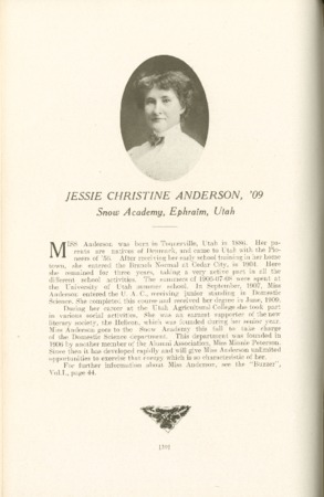 1909 A.C.U. Graduate Yearbook, Page 20