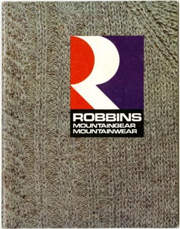 Royal Robbins Mountaingear Mountainwear, 1979