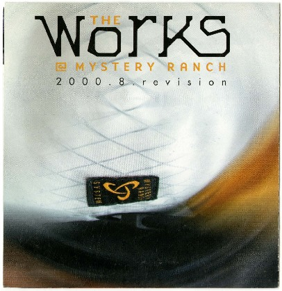 Mystery Ranch, revision, 2000