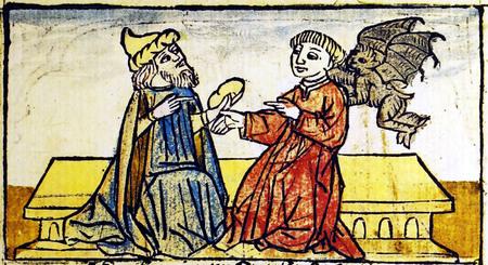 Der Antichrist und die fünfzehn Zeichen, 4 a