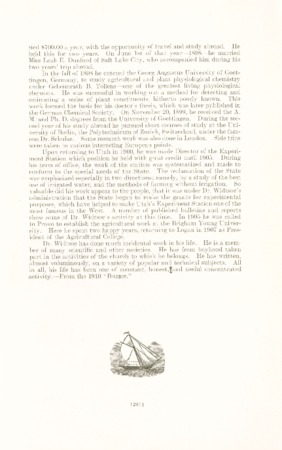 1909 A.C.U. Graduate Yearbook, Page 261