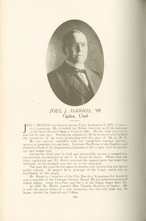 1909 A.C.U. Graduate Yearbook, Page 86