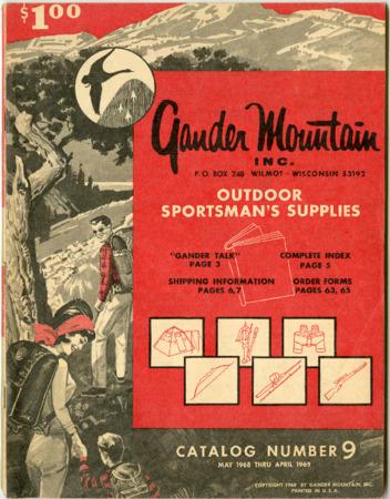 Gander Mountain, Inc., May 1968-April 1969