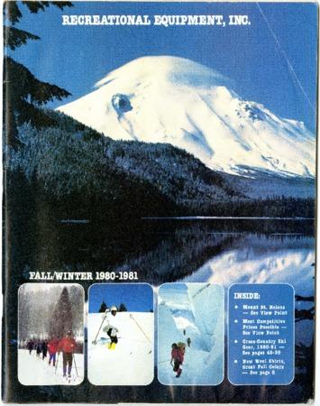 Recreational Equipment, Inc., Fall/Winter 1980-1981