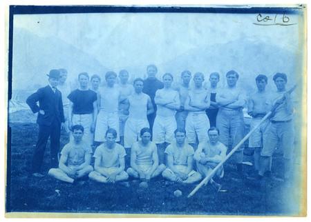 1896-1916 Agricultural College of Utah Cyanotype 39