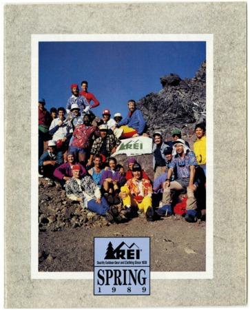 Recreational Equipment, Inc., Spring 1989