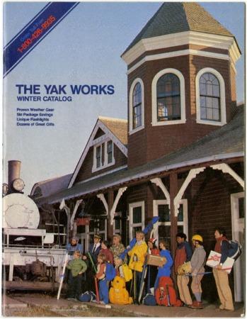 The Yak Works, Winter 1981