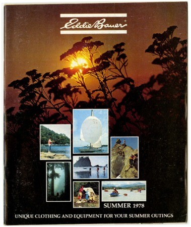 Eddie Bauer Expedition Outfitter, Summer 1978