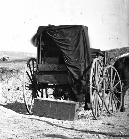 Photography cart