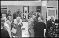Series of photographs of the 1965 alumni banquet