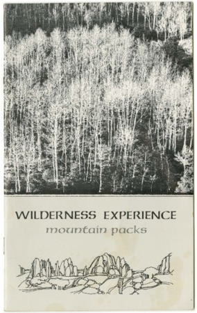Wilderness Experience, 1976