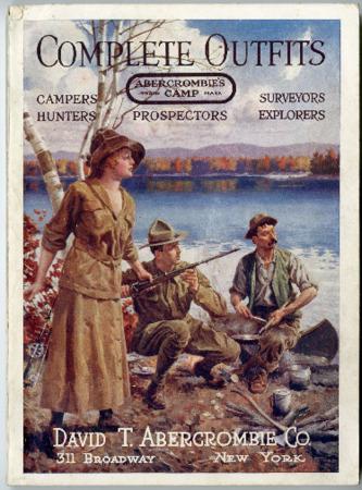 Abercrombie's Camp/David T. Abercrombie Company, 1915