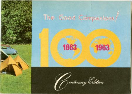 Blacks, 1963 Centenary Edition