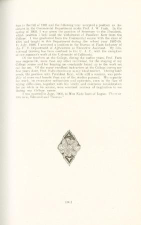 1909 A.C.U. Graduate Yearbook, Page 201