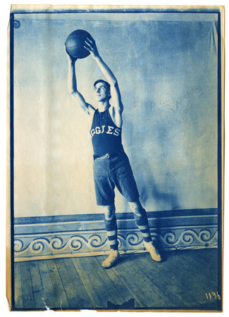 1896-1916 Agricultural College of Utah Cyanotype 8