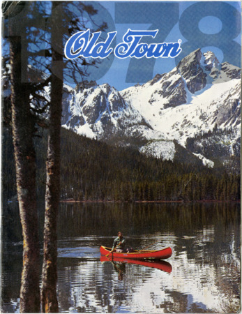 Old Town Canoe, 1978