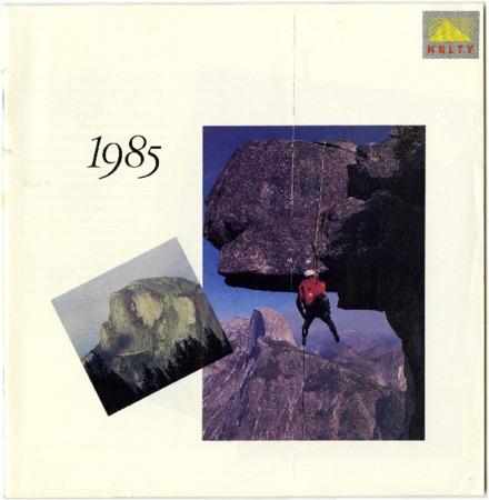 Kelty, 1985