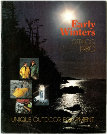 Early Winters, Catalog, 1980