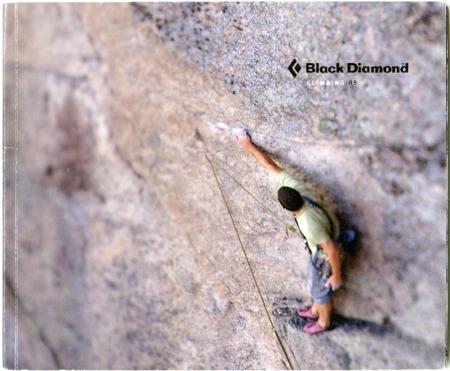 Black Diamond, Climbing 2005