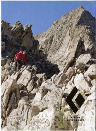 Black Diamond, Alpine Adventures 2010