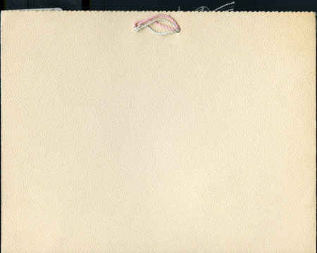 1898 UAC Commencement Program Back Cover