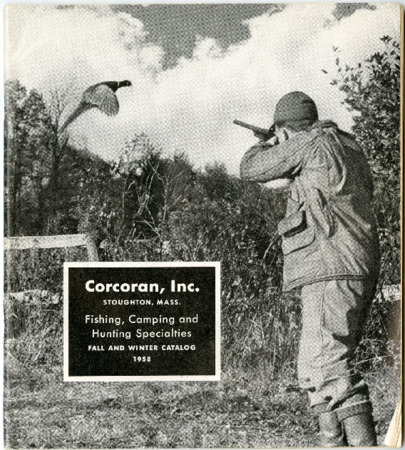 Corcoran, Inc., Fall and Winter 1958