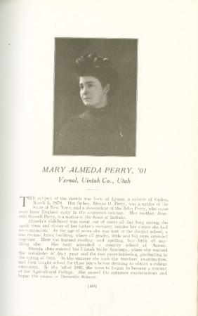 1909 A.C.U. Graduate Yearbook, Page 169