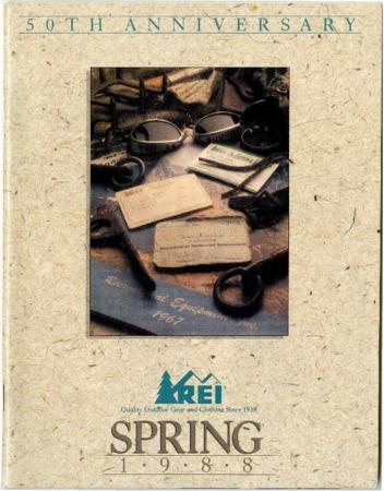 Recreational Equipment, Inc., Spring 1988