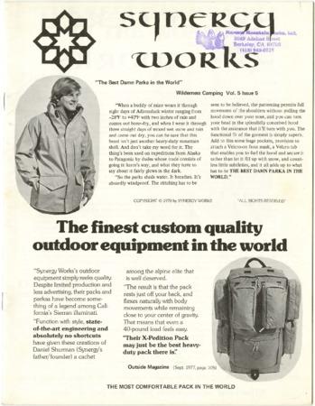Synergy Works, 1979