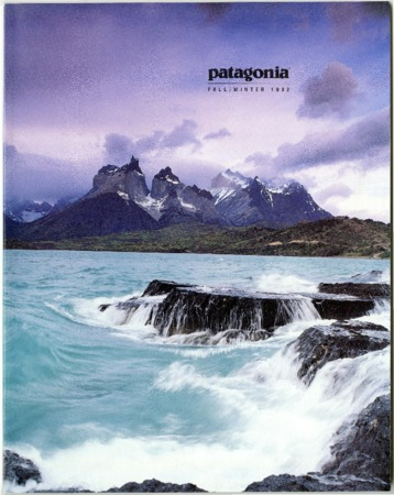 Patagonia, Fall/Winter 1992