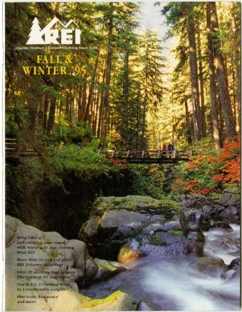 Recreational Equipment, Inc., Fall/Winter 1995