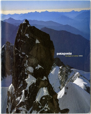 Patagonia, The Heart of Winter 2002