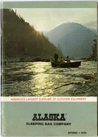 Alaska Sleeping Bag Company, Spring 1969