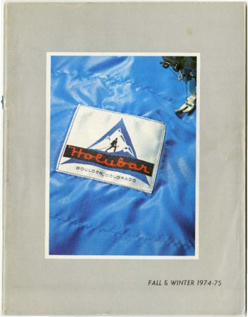Holubar Mountaineering Ltd., Fall & Winter 1974-1975