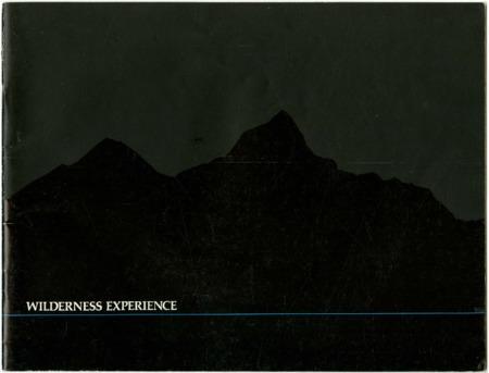 Wilderness Experience, 1982