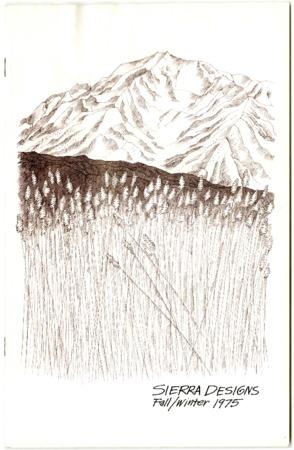 Sierra Designs, Fall/Winter 1975