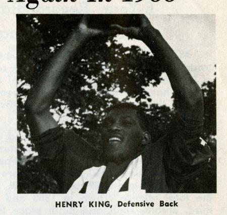 Henry King, 1966