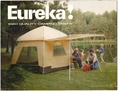 Eureka!, 1980 Quality Camping Tents