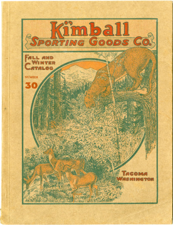 Kimball Sporting Goods, Fall and Winter, undated