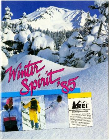 Recreational Equipment, Inc., Winter 1985