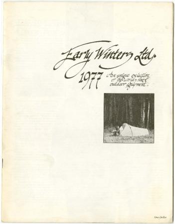 Early Winters Ltd. 1977