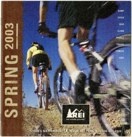 Recreational Equipment, Inc., Spring 2003