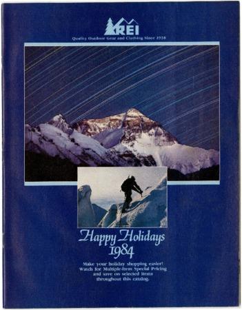 Recreational Equipment, Inc., Holiday 1984