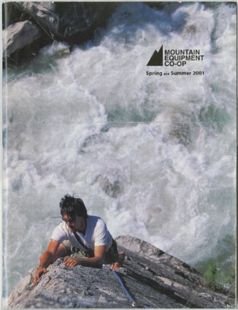 Mountain Equipment Co-op, Spring/Summer 2001