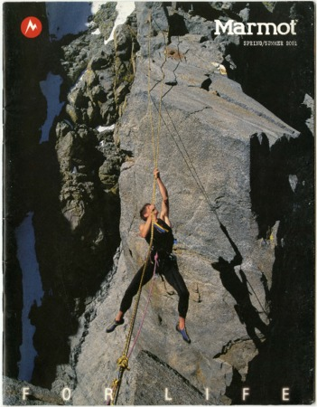Marmot Mountain Works, Spring/Summer 2001