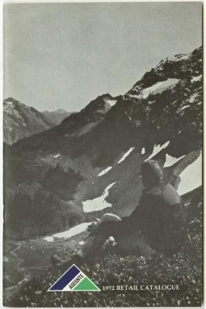 Ascente, 1972 Retail Catalogue