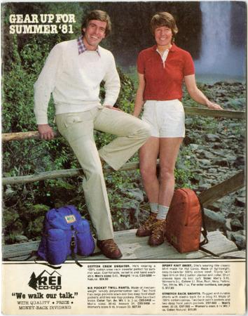 Recreational Equipment Inc., Summer 1981