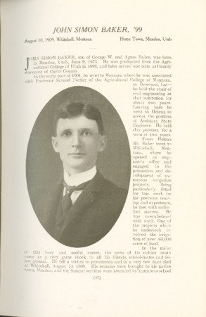 1909 A.C.U. Graduate Yearbook, Page 27